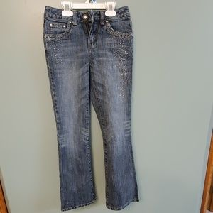Limited too girls Jean's